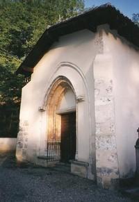 La chapelle gothique